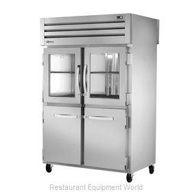 True STR2RPT-2HG/2HS-2S-HC Refrigerator, Pass-Thru