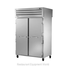 True STR2RPT-2S-2G-HC Refrigerator, Pass-Thru