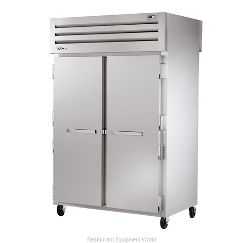 True STR2RPT-2S-2S Refrigerator, Pass-Thru