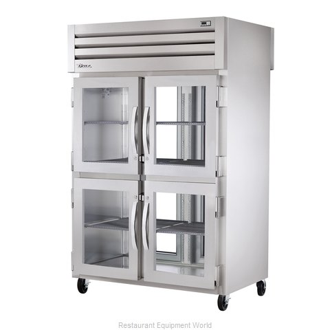 True STR2RPT-4HG-2G Refrigerator, Pass-Thru