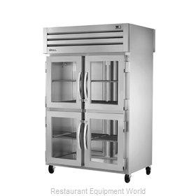 True STR2RPT-4HG-2S-HC Refrigerator, Pass-Thru