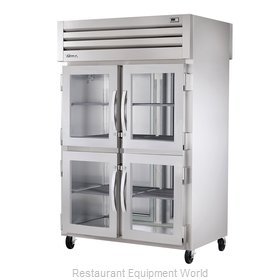 True STR2RPT-4HG-2S Refrigerator, Pass-Thru
