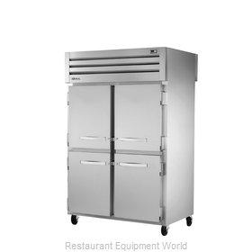 True STR2RPT-4HS-2G-HC Refrigerator, Pass-Thru