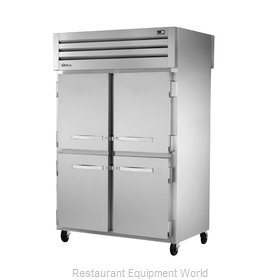 True STR2RPT-4HS-2S-HC Refrigerator, Pass-Thru
