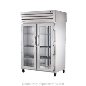 True STR2RPTVLD-2G-2S Refrigerator, Pass-Thru