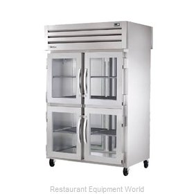 True STR2RPTVLD-4HG-2S-HC Refrigerator, Pass-Thru