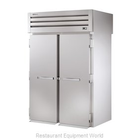 True STR2RRT89-2S-2S Roll-Thru Refrigerator 2 sections
