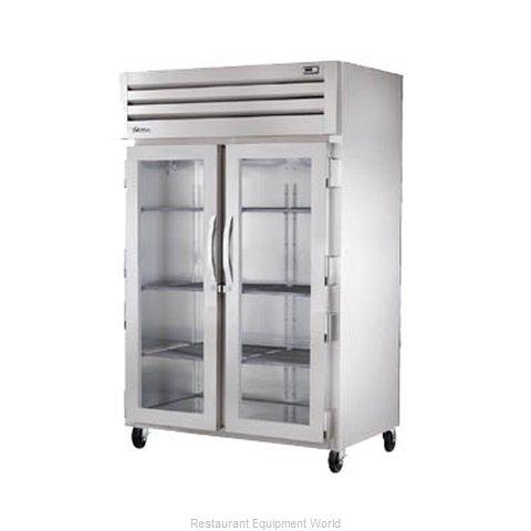 True STR2RVLD-2G-HC Refrigerator, Reach-In