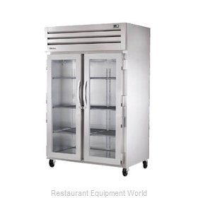 True STR2RVLD-2G Reach-in Refrigerator 2 sections