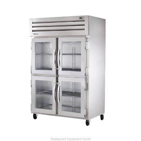 True STR2RVLD-4HG-HC Refrigerator, Reach-In