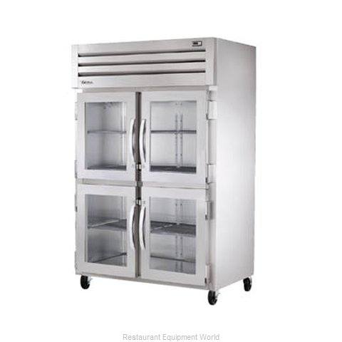 True STR2RVLD-4HG Reach-in Refrigerator 2 sections