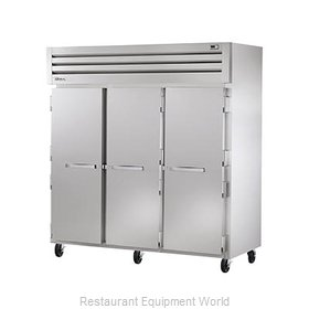 True STR3F-3S Freezer, Reach-In