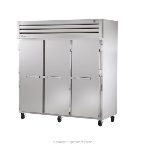 True STR3R-3S Reach-in Refrigerator 3 sections