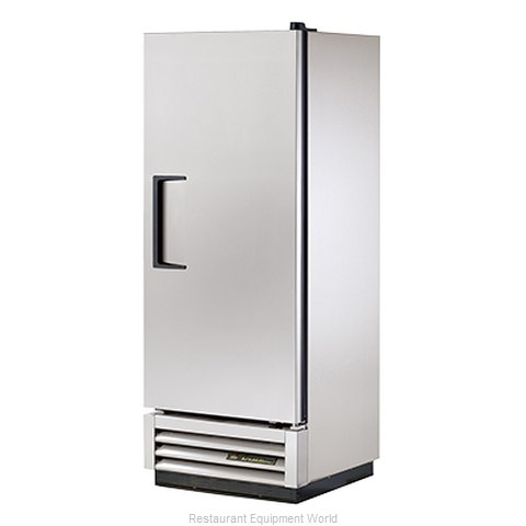 True T-12 Solid Door Refrigerator - 12 cu ft.