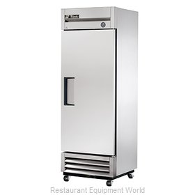 True T-19F Freezer, Reach-In