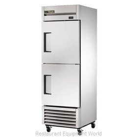 True T-23-2-HC Refrigerator, Reach-In