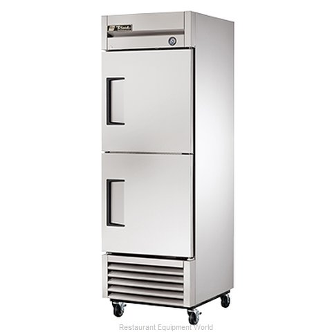 True T-23-2 Reach-in Refrigerator 1 section
