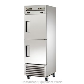 True T-23DT Refrigerator Freezer, Reach-In