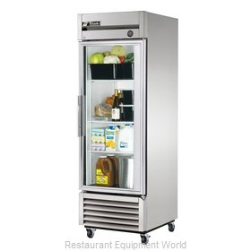 True T-23G-LD Reach-in Refrigerator 1 section