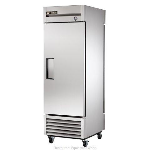 True T-23PT Pass-Thru Refrigerator 1 section