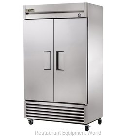 True T-43F 43 Cu Ft Solid Door Reach-In Freezer