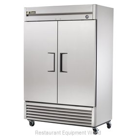 True T-49 Solid Door Refrigerator - 49 cu ft.