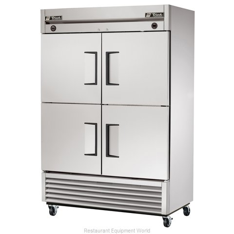 True T-49DT-4 Refrigerator Freezer, Reach-In