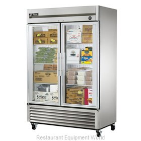 True T-49FG-LD Freezer, Reach-In