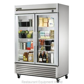 True T-49G-LD Refrigerator, Reach-In