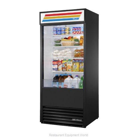 True TAC-36-LD Merchandiser, Open