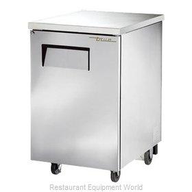 True TBB-1-S-HC Back Bar Cabinet, Refrigerated