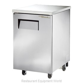 True TBB-1-S Back Bar Cooler