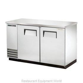 True TBB-2-S-HC Back Bar Cabinet, Refrigerated
