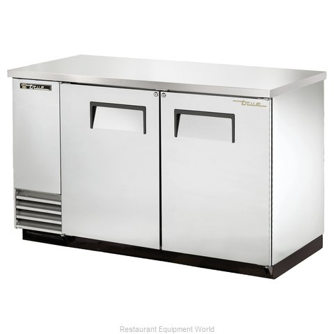 True TBB-2-S Back Bar Cabinet, Refrigerated
