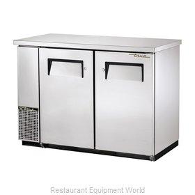 True TBB-24-48-S-HC Back Bar Cabinet, Refrigerated