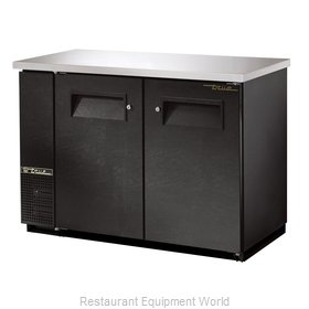 True TBB-24-48 Back Bar Cabinet, Refrigerated