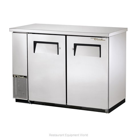 True TBB-24-48FR-S Backbar Cabinet Refrigerated