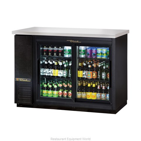 True TBB-24-48G-SD-LD Backbar Cabinet Refrigerated (Magnified)