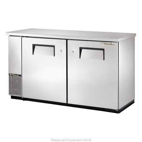 True TBB-24-60FR-S Backbar Cabinet Refrigerated (Magnified)
