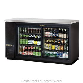 True TBB-24-60G-SD-LD Backbar Cabinet Refrigerated