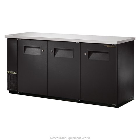 True TBB-24-72 Backbar Cabinet Refrigerated