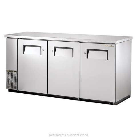 True TBB-24-72FR-S Back Bar Cabinet, Refrigerated