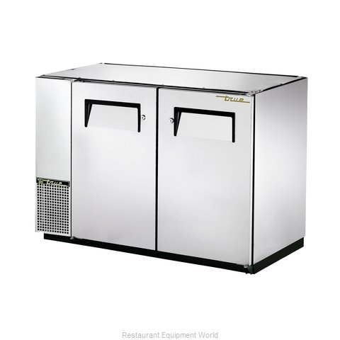 True TBB-24GAL-48-S Backbar Cabinet Refrigerated (Magnified)