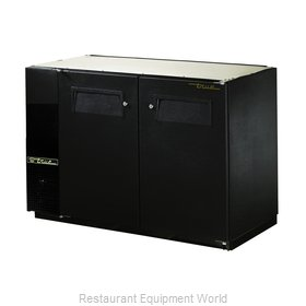 True TBB-24GAL-48 Backbar Cabinet Refrigerated