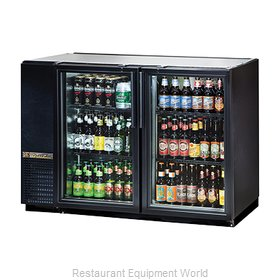 True TBB-24GAL-48G-LD Backbar Cabinet Refrigerated