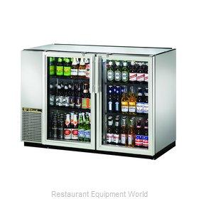 True TBB-24GAL-48G-S-HC-LD Back Bar Cabinet, Refrigerated