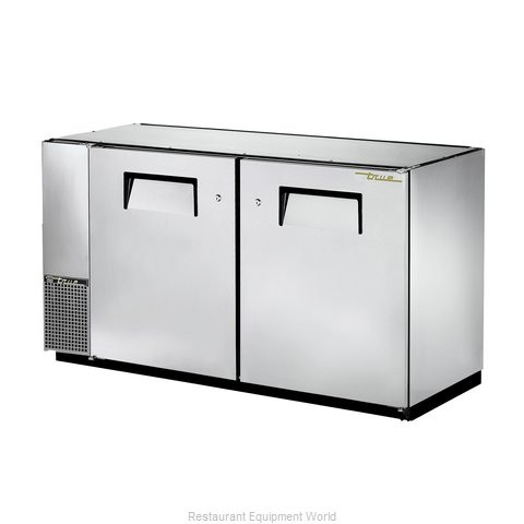 True TBB-24GAL-60-S Backbar Cabinet Refrigerated (Magnified)