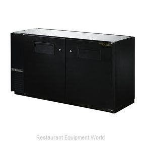 True TBB-24GAL-60 Backbar Cabinet Refrigerated