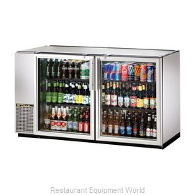 True TBB-24GAL-60G-S-LD Back Bar Cabinet, Refrigerated