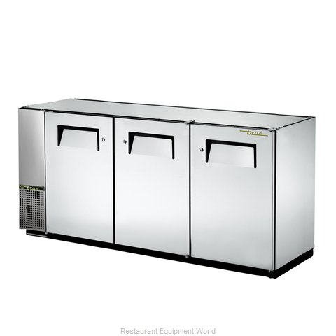 True TBB-24GAL-72-S Backbar Cabinet Refrigerated (Magnified)